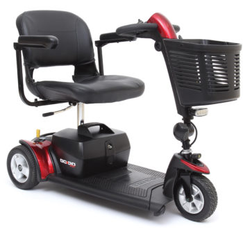 Rental 3-Wheel Scooter Go-Go® Sport