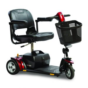 Rental 3-Wheel Scooter Go-Go Elite Traveller