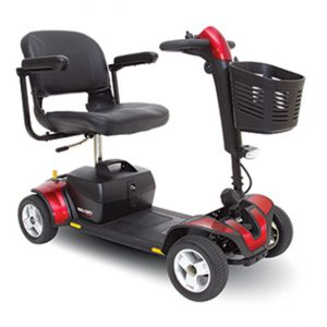 Rental 4-Wheel Go-Go® Sport Scooter