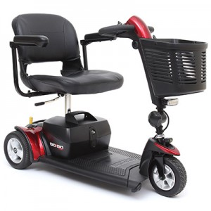 rental 3-Wheel Go-Go Sport